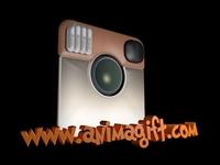Resim animagift instagramda paylaşıyor