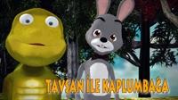 Resim Tavşan ile Kaplumbağa